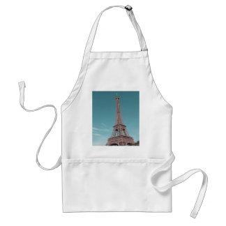 Torre Eiffel de París Delantales