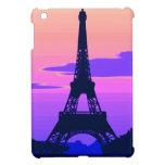 Torre Eiffel de París iPad Mini Protectores