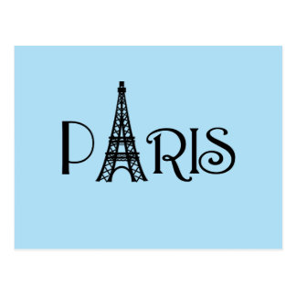 Torre Eiffel de París Postales