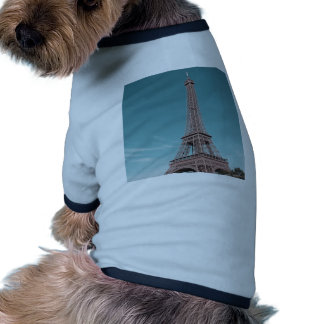 Torre Eiffel de París Ropa Para Mascota