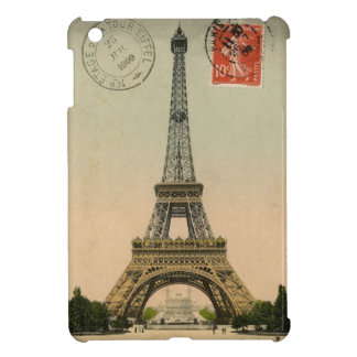 Torre Eiffel del vintage