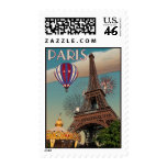 Torre Eiffel del vintage - 18x24