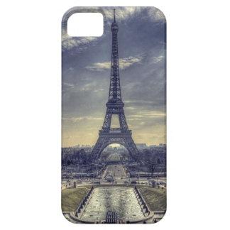 Torre Eiffel elegante elegante París Francia del iPhone 5 Carcasas