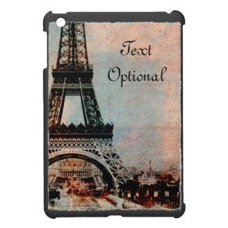 Torre Eiffel en cubierta del iPad de la salida del