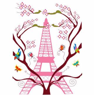 Torre Eiffel en escultura de la foto de la primave Escultura Fotografica