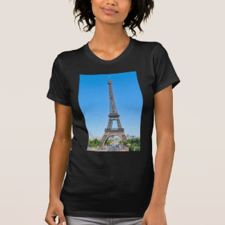 Torre Eiffel en París, Francia Playera