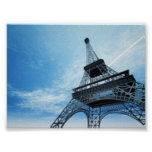 Torre Eiffel en París Impresiones