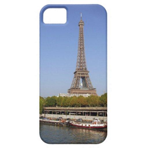 Torre Eiffel en París iPhone 5 Coberturas
