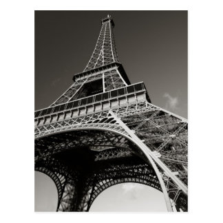 torre Eiffel en París Postales