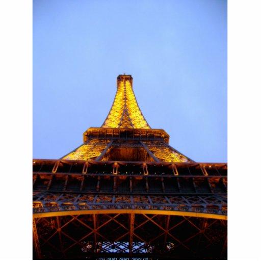 Torre Eiffel Escultura Fotografica