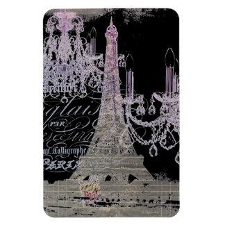 torre Eiffel femenina moderna de París de la Iman Flexible