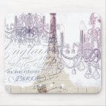 torre Eiffel femenina moderna de París de la Tapete De Raton