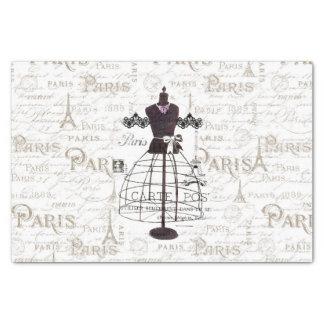 Torre Eiffel francesa de París del error Papel De Seda