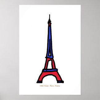 Torre Eiffel Francia París Impresiones