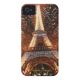 Torre Eiffel iPhone 4 Case-Mate Carcasas