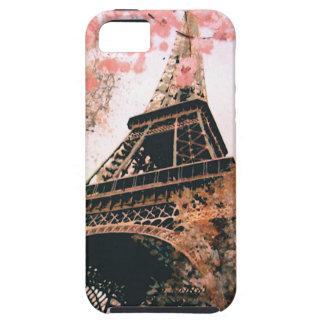 Torre Eiffel iPhone 5 Carcasa