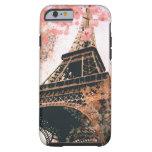 Torre Eiffel Funda De iPhone 6 Tough