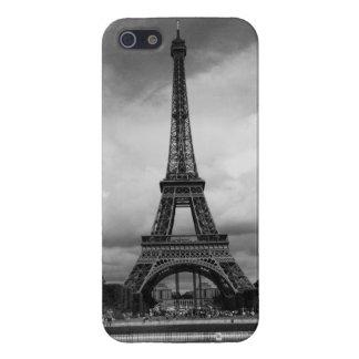 Torre Eiffel iPhone 5 Cárcasa