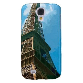 Torre Eiffel Funda Para Galaxy S4