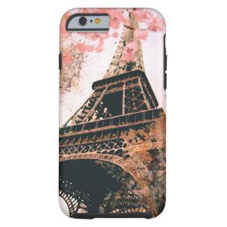 Torre Eiffel Funda Resistente iPhone 6