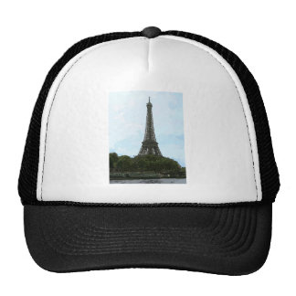 Torre Eiffel Gorras
