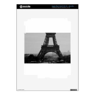 Torre Eiffel iPad 3 Pegatina Skin