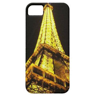 Torre Eiffel iPhone 5 Carcasas