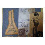 Torre Eiffel, J'Adore Tarjetas