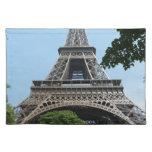 Torre Eiffel Manteles Individuales
