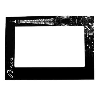 Torre Eiffel - marco magnético de París (retrato) Marcos Magnéticos