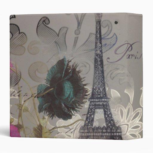 torre Eiffel moderna de París del damasco de la fl