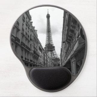 Torre Eiffel Mousepad Alfombrilla Con Gel