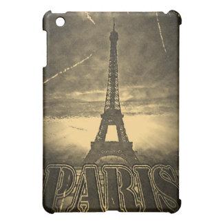 Torre Eiffel París #2 - caso del vintage del iPad
