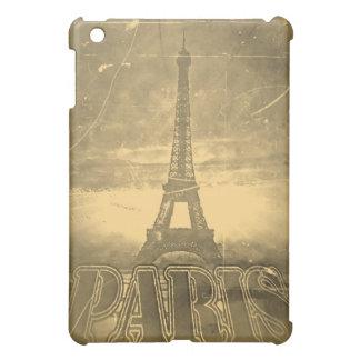 Torre Eiffel París #3 - caso del vintage del iPad