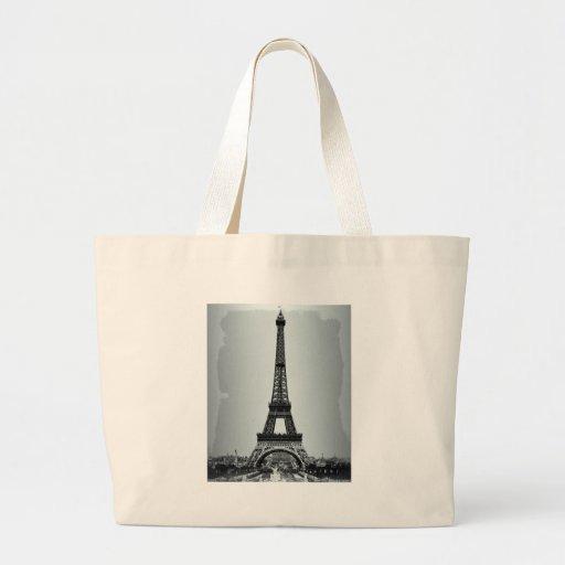 Torre Eiffel París Francia Bolsa Lienzo