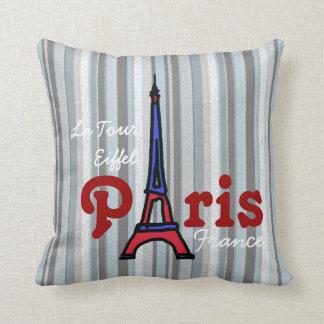 Torre Eiffel París-Francia Almohadas