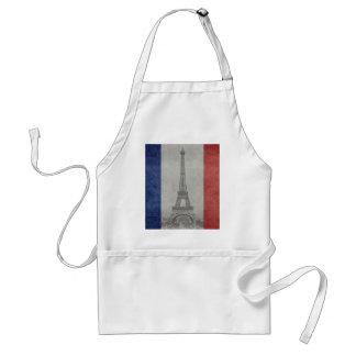 Torre Eiffel París Francia Delantal