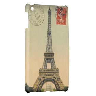 Torre Eiffel París Francia - iPad del vintage mini