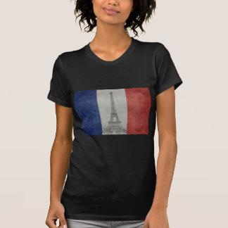 Torre Eiffel, París Francia Camisetas