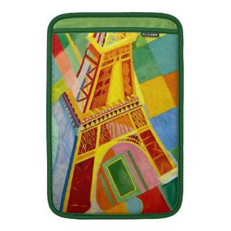 Torre Eiffel - París, Francia - por Delaunay Funda Macbook Air