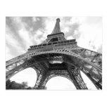 Torre Eiffel, París Francia Postal