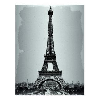 Torre Eiffel París Francia Postales