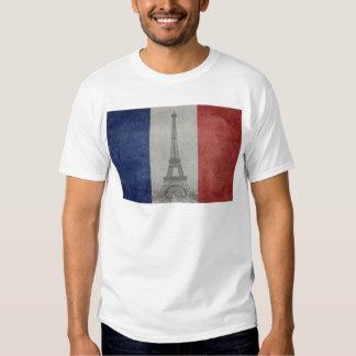 Torre Eiffel, París Francia Remera