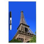 Torre Eiffel, París, Francia Tableros Blancos