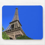 Torre Eiffel, París Francia Alfombrillas De Ratones
