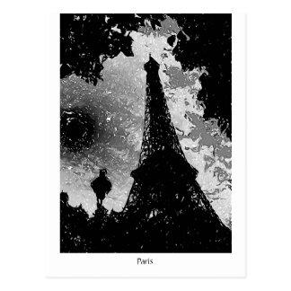 Torre Eiffel París Francia Tarjetas Postales
