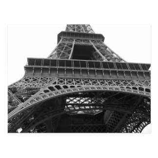 Torre Eiffel, París, Francia Tarjeta Postal