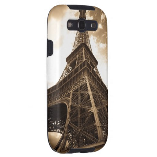 Torre Eiffel París Galaxy SIII Cárcasa