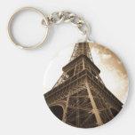 Torre Eiffel París Llaveros Personalizados