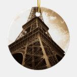 Torre Eiffel París Ornato